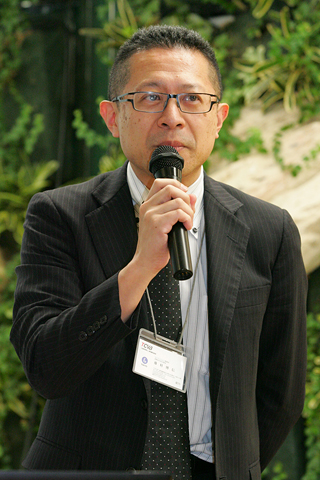 東京観光財団・藤村氏